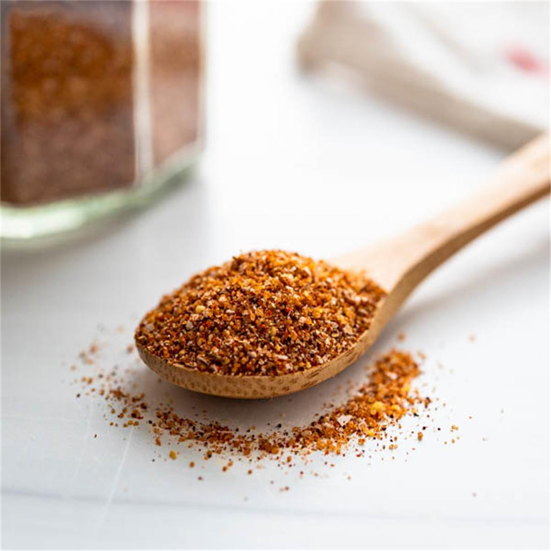 Smoky Chipotle Seasoning & Dry Rub