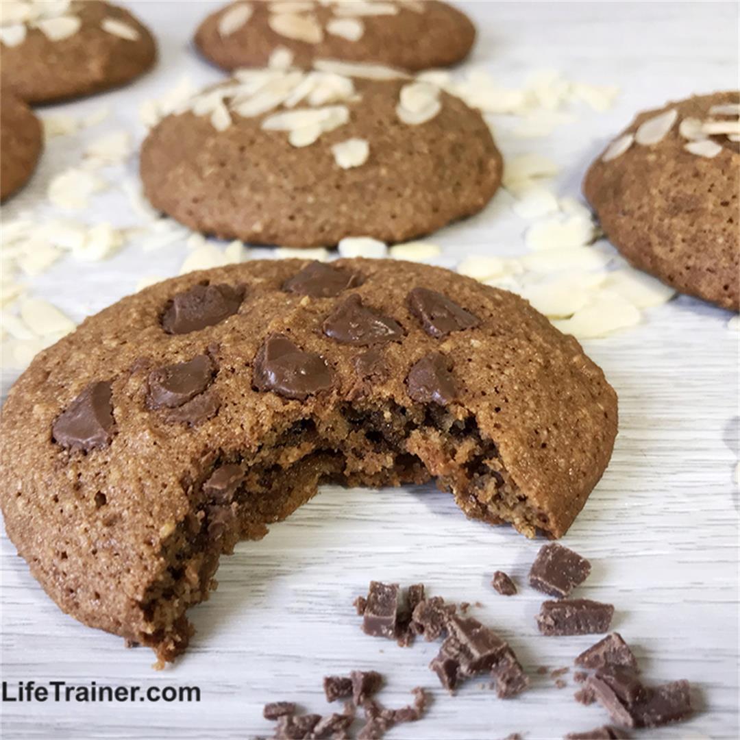 Keto Coffee Cookies Recipe-Healthy life Trainer