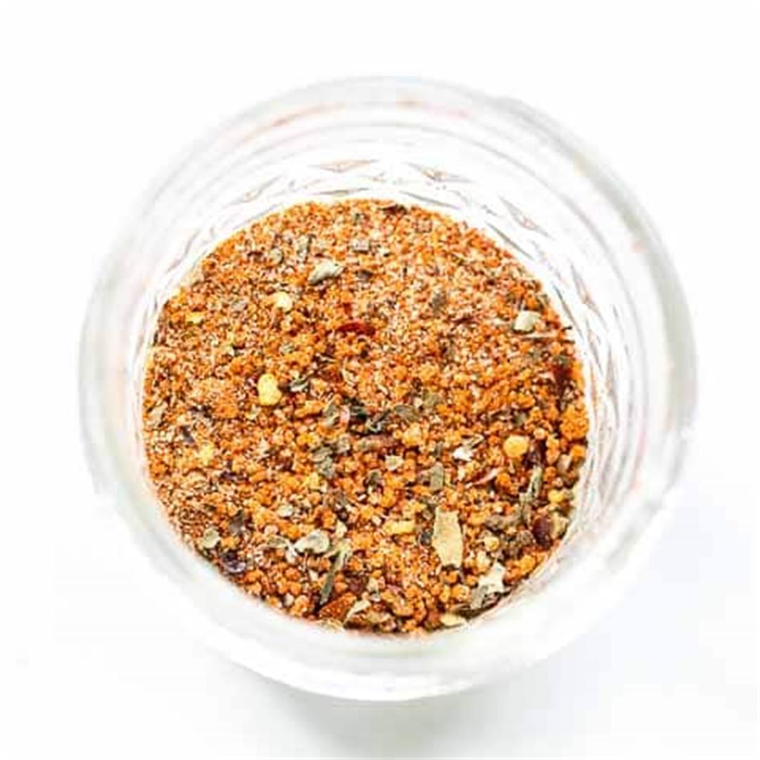 Homemade Burger Seasoning