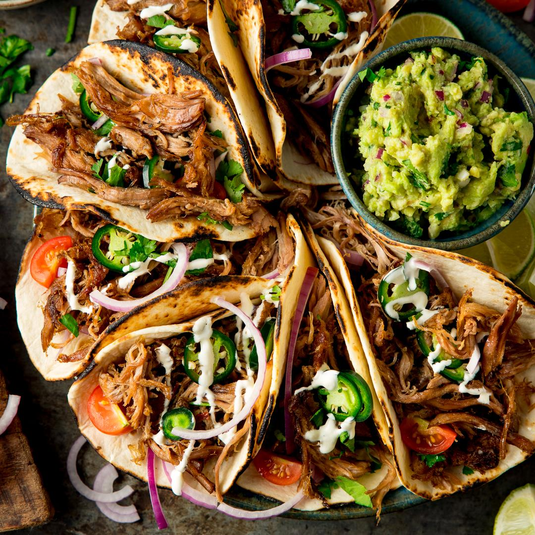 Lamb Barbacoa Carnitas