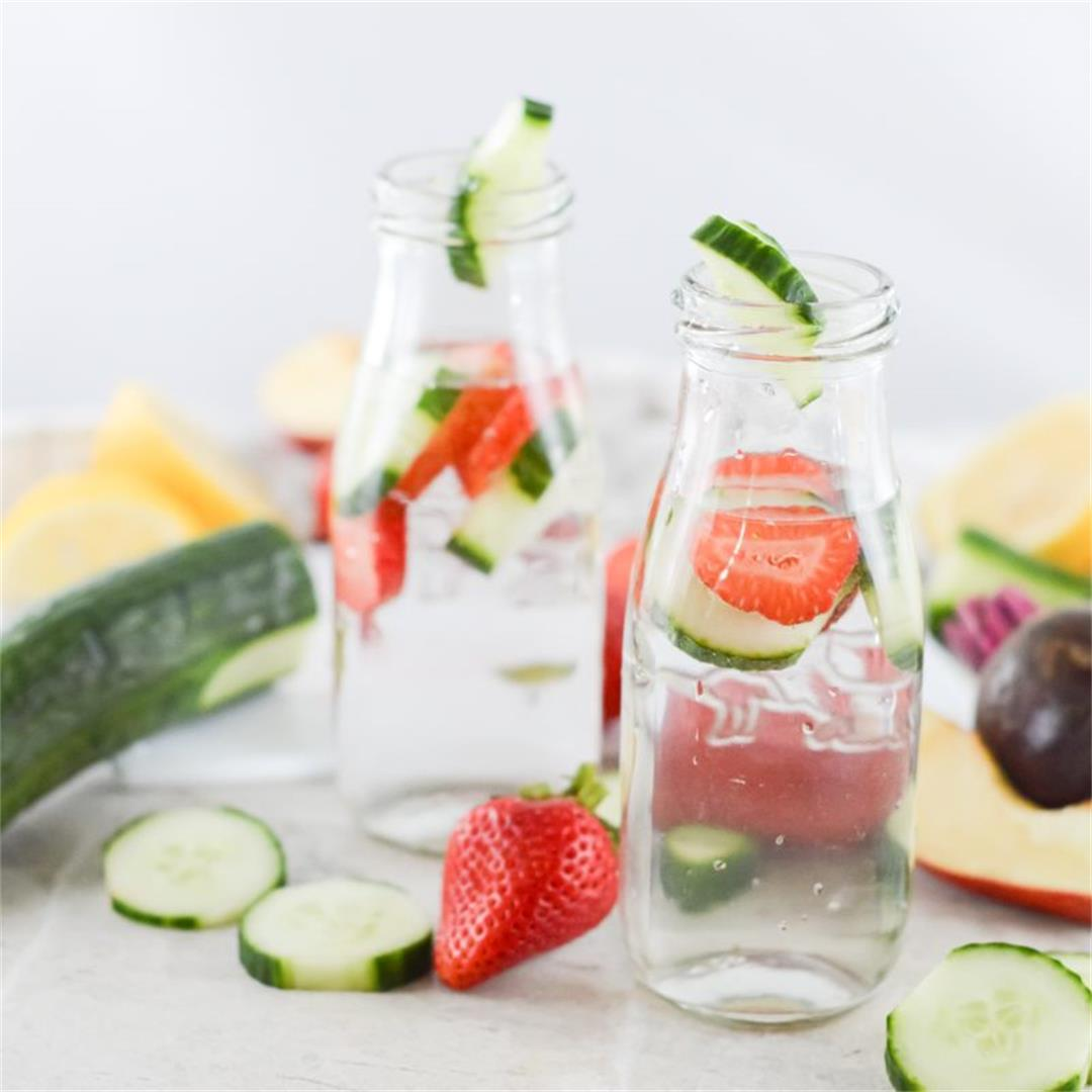 Infused Water Recipes - It's Not Complicated Recipes