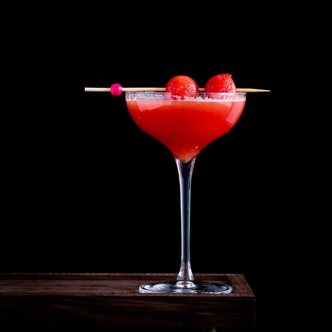 Watermelon Cocktail Vodka Punch