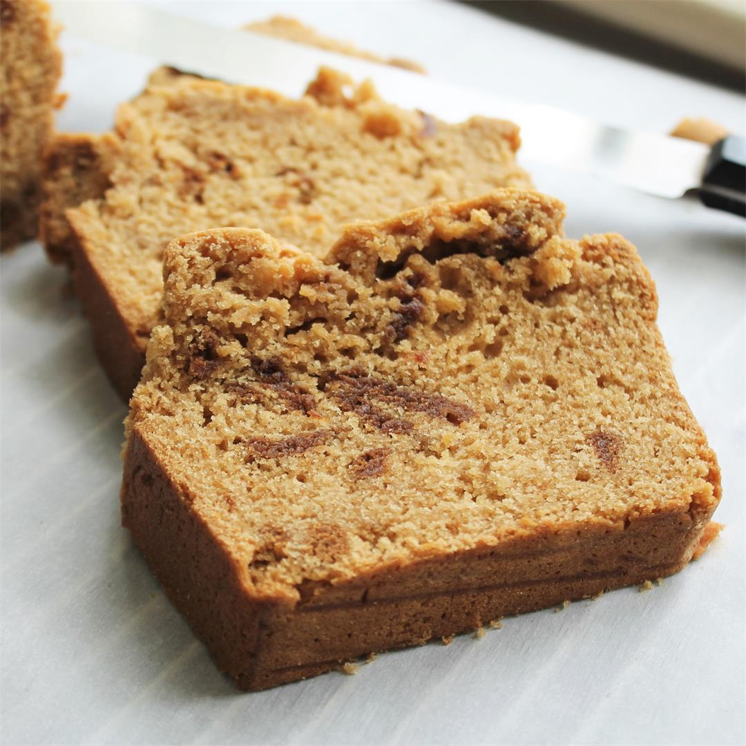 Biscoff Cookie Butter Bread – My Recipe Reviews