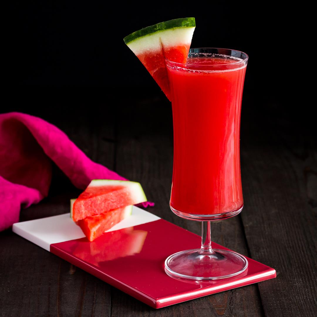 Watermelon Mai Tai Cocktail
