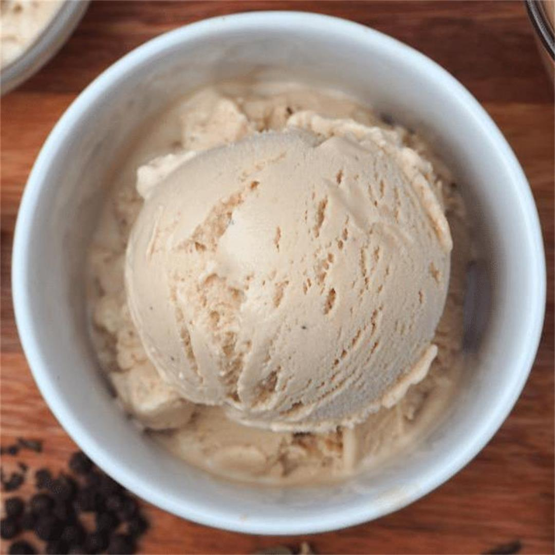 Masala chai ice cream