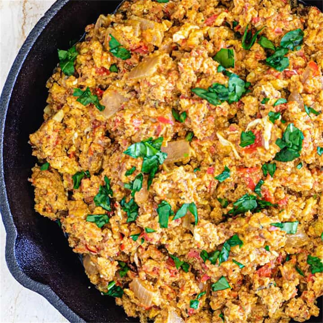 Egg Stew (Nigerian Egg Sauce)