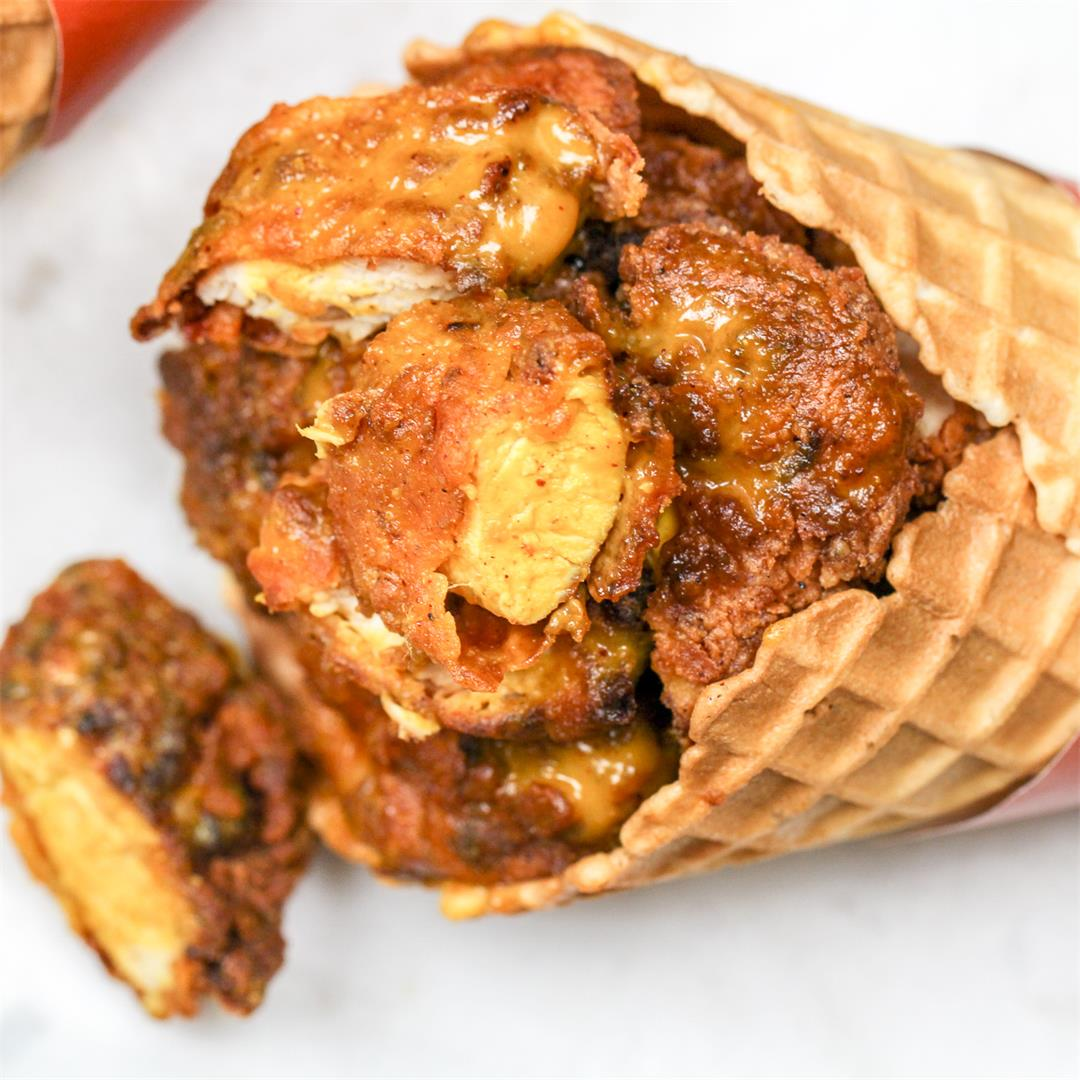 Chick N' Cone Copycat Recipe