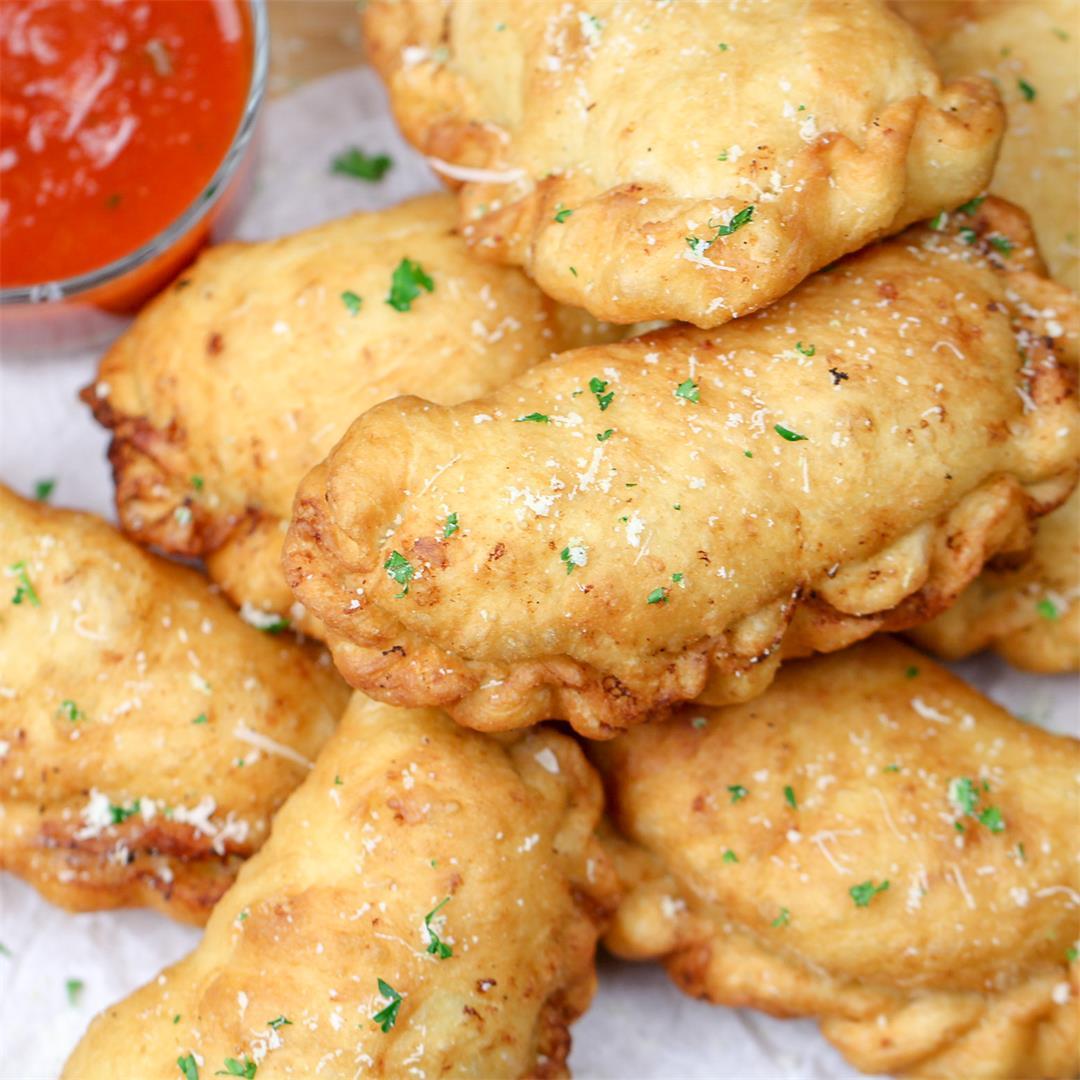 Chicken Alfredo Fritta Olive Garden Copycat Recipe
