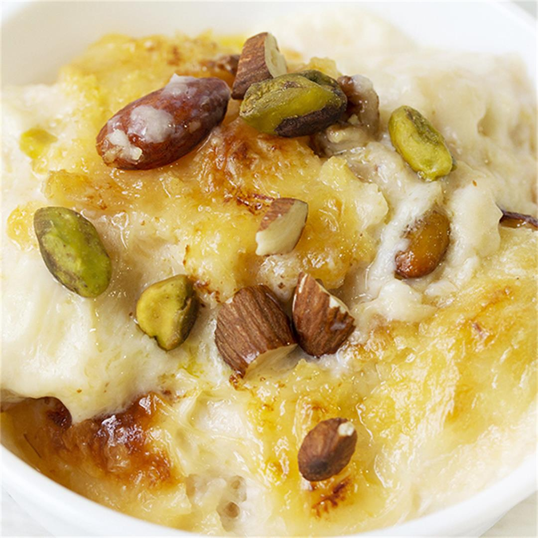 Om Ali – Egyptian Bread Pudding Recipe-Healthy life Trainer