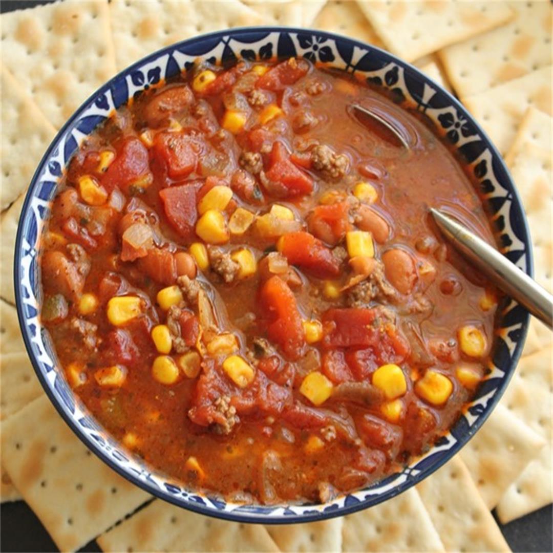 Ma's Taco Soup