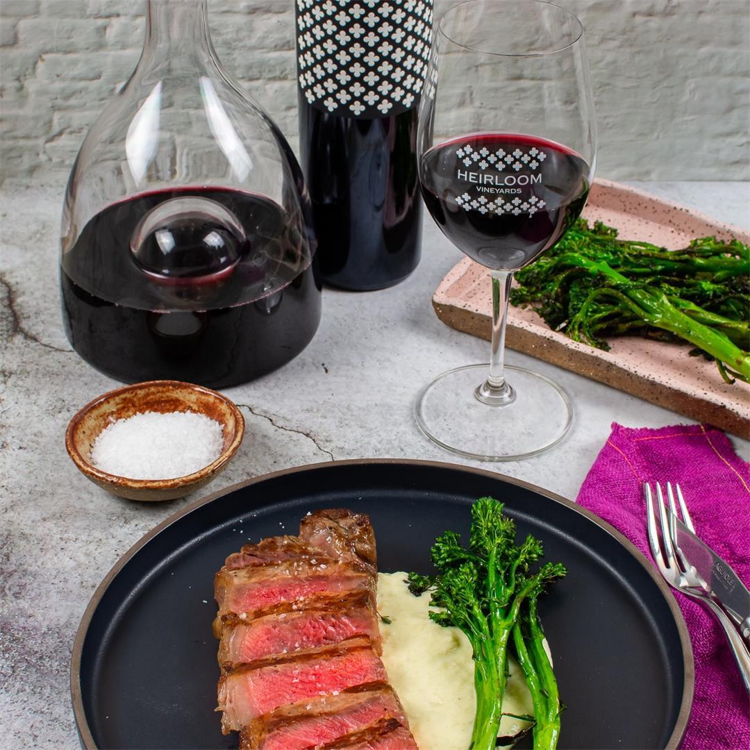 Steak & Onion Soubise