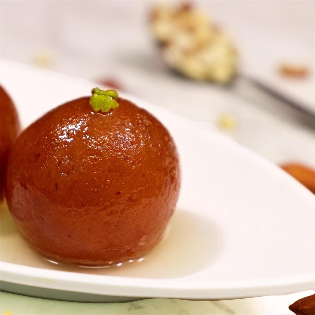 Gulab Jamun Recipe|how to make best gulab jamun at home