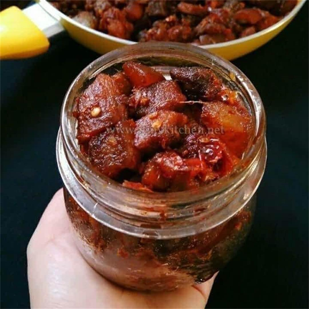 Pork Pickle
