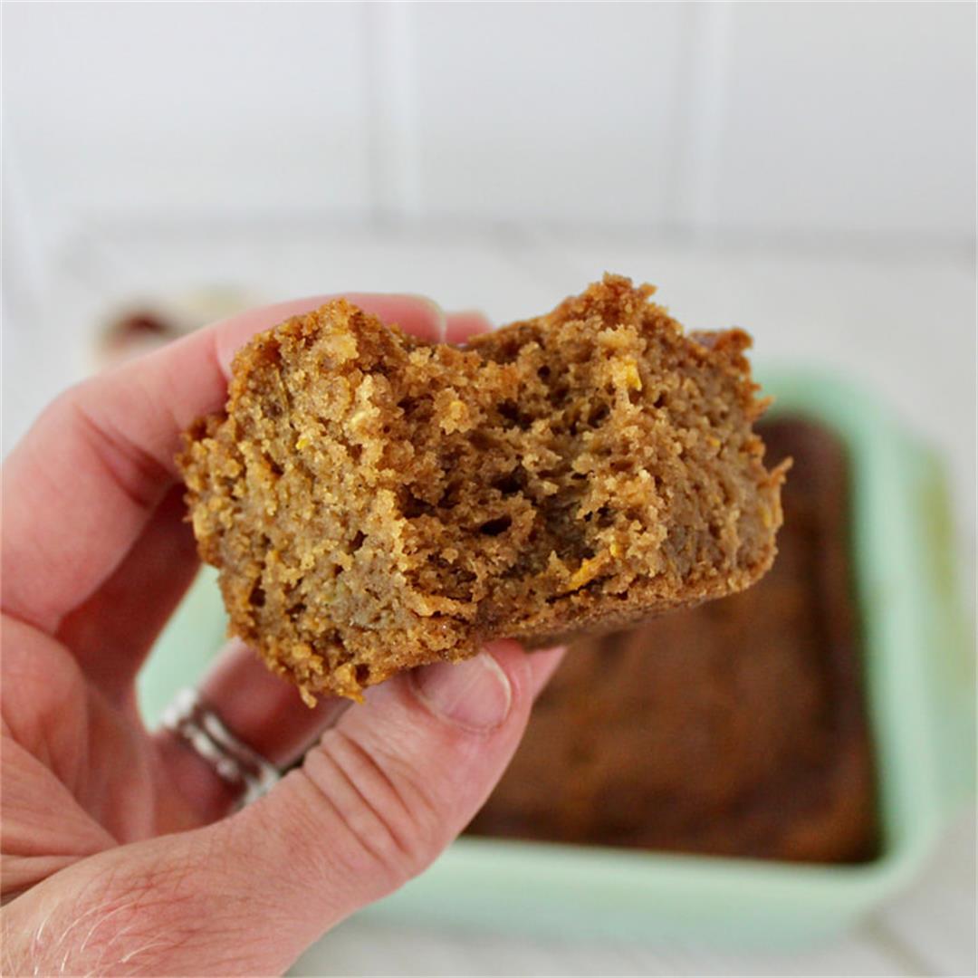 Easy Squash Snack Cake