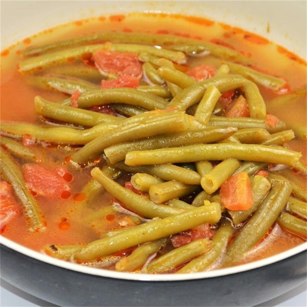 Hungarian Green Bean Soup Recipe-Quick and Easy to Make