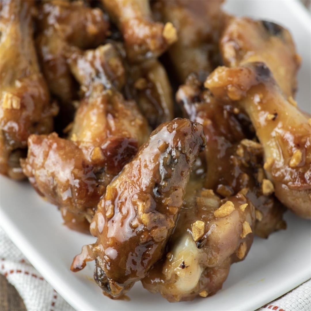 Vietnamese Chicken Wings (Pok Pok)