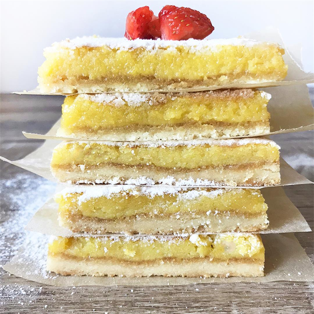 Low Carb Lemon Bars – Keto-Friendly And Sugar-Free-Healthy life