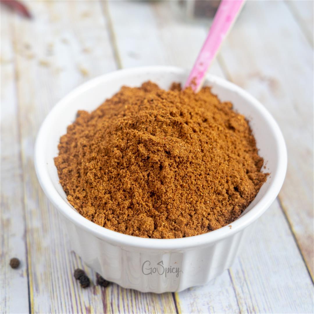 Homemade Biriyani Masala, Biriyani Masala Powder