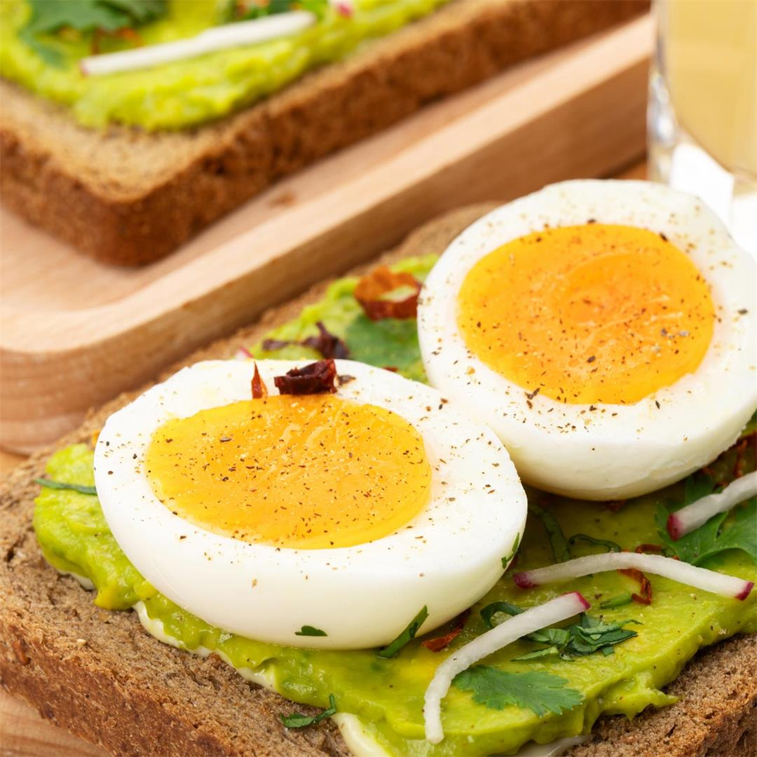 Healthy Avocado Toast Recipe