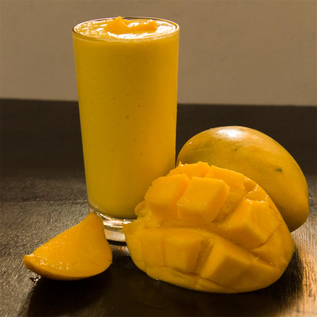 Mango Lassi Recipe – Food Opium