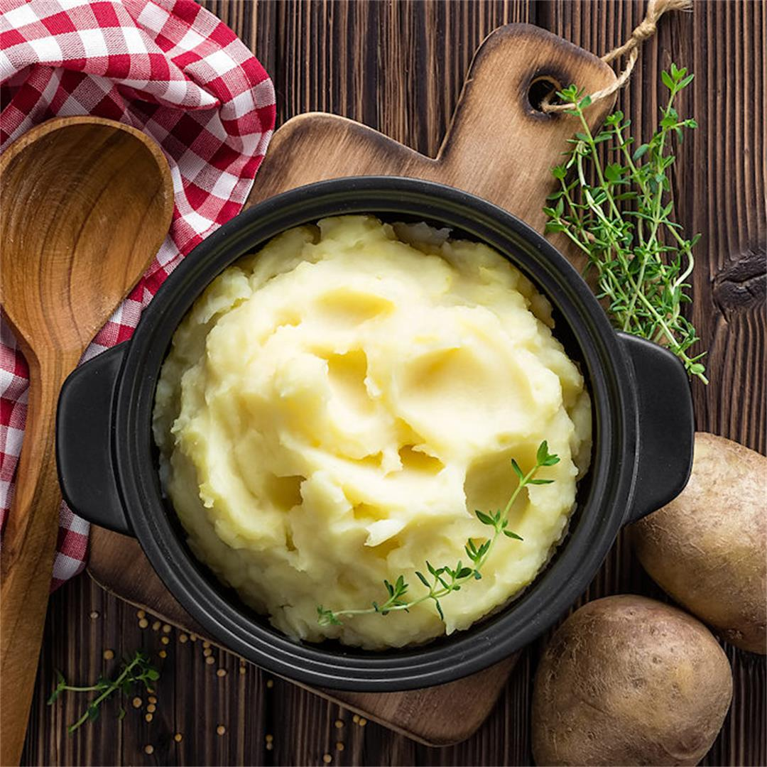 Crock-Pot Mashed Potatoes