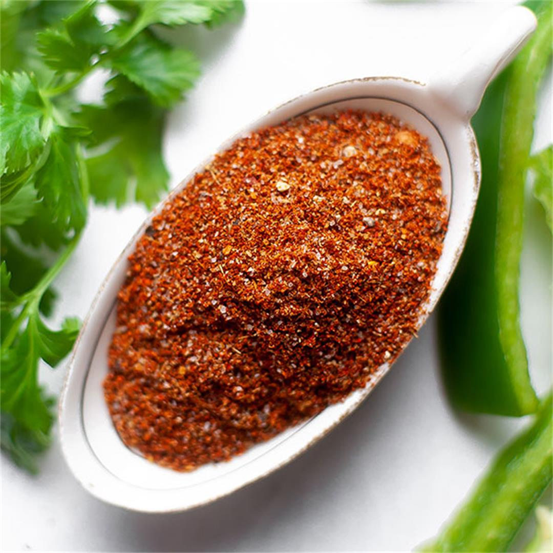 Chicken Taco Seasoning - BEST Easy Spice Blend