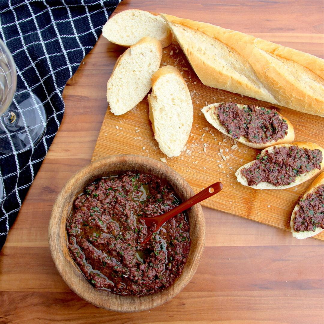 Olive Tapenade and the Art of Apéro