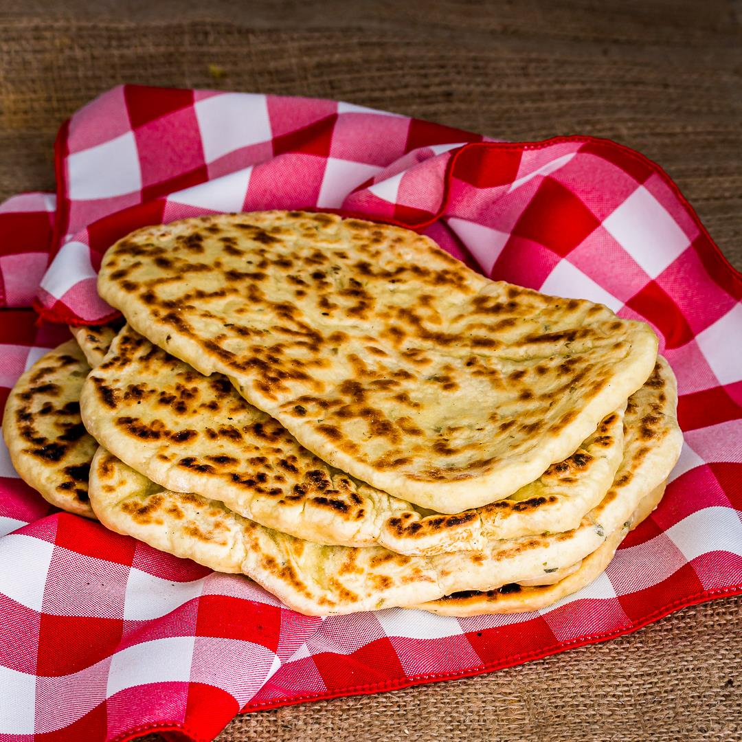 How to Make Homemade Naan Bread