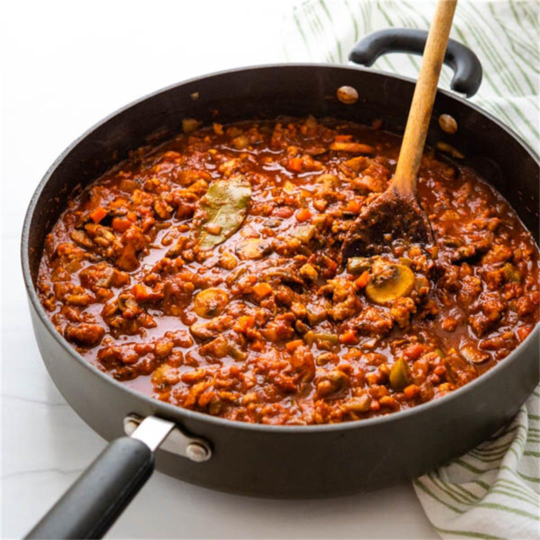 13 Tips To Make Jarred Pasta Sauce Taste Homemade