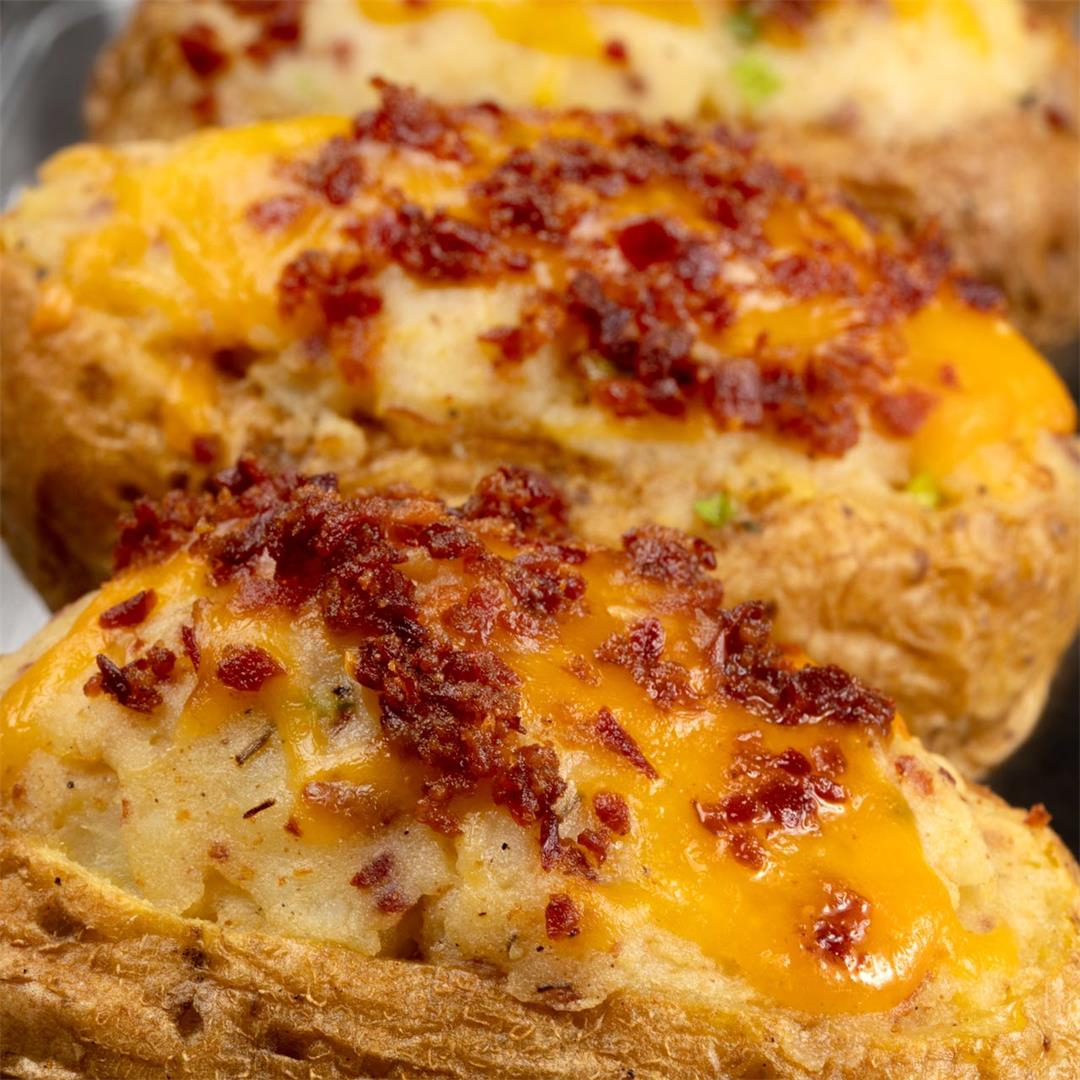 Healthy Baked Potatoes Recipe