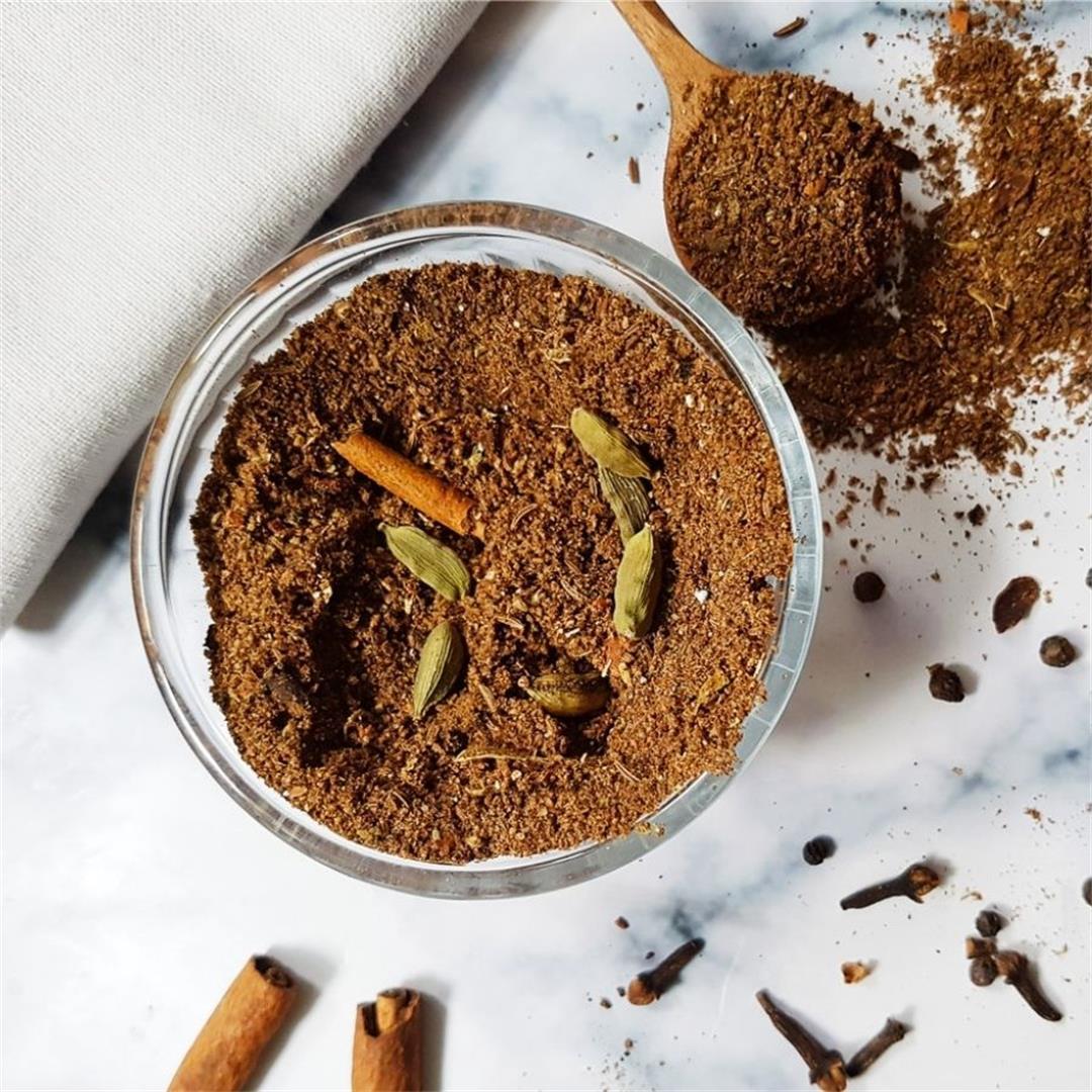 Best Pilau Masala Spice Recipe