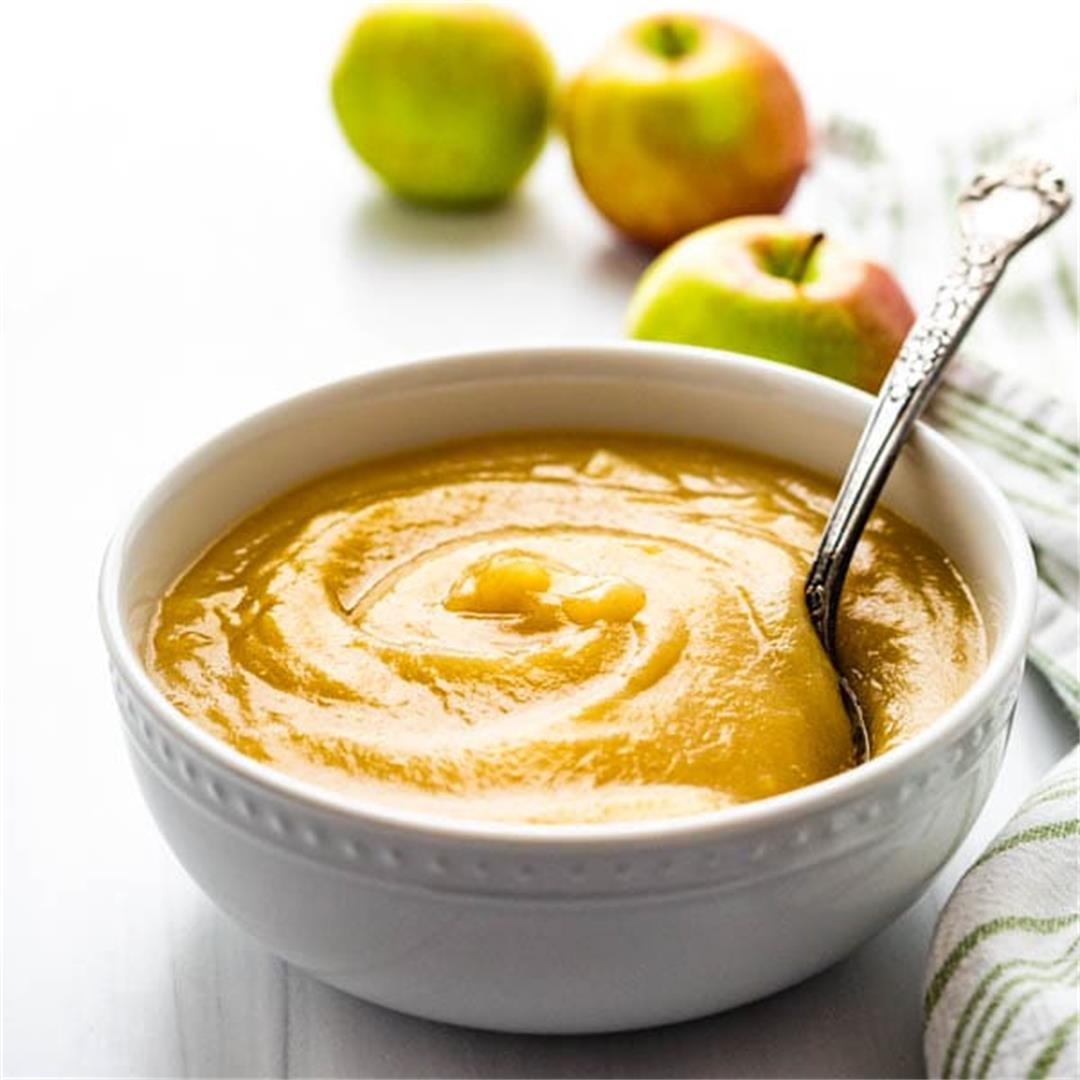 McIntosh Apples are the Best Apples For Applesauce