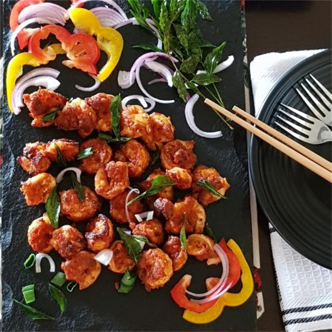 Prawn Fry/Fried Shrimp