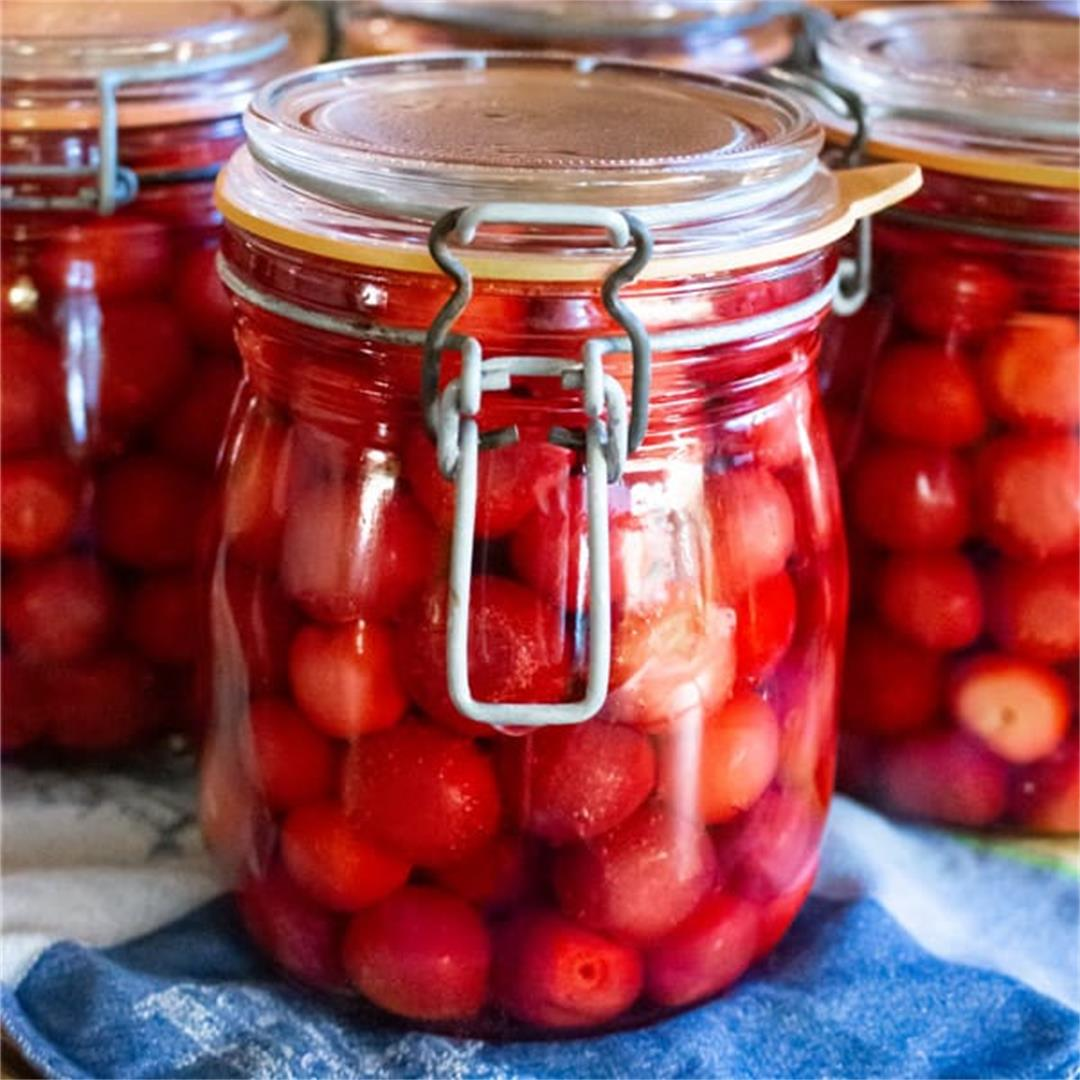 Guide to Water Bath Canning