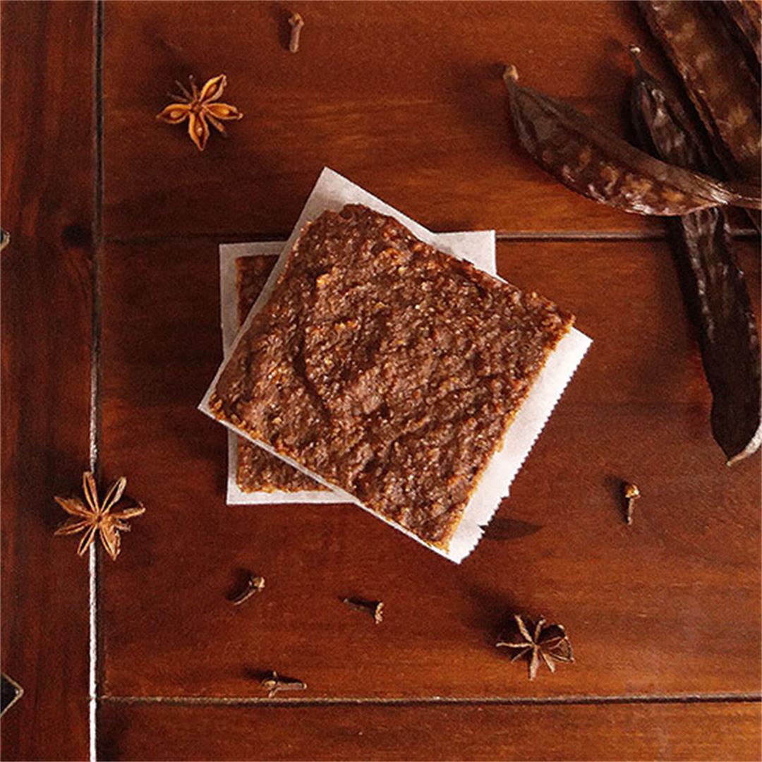 Gluten – Free Carob Brownies Recipe
