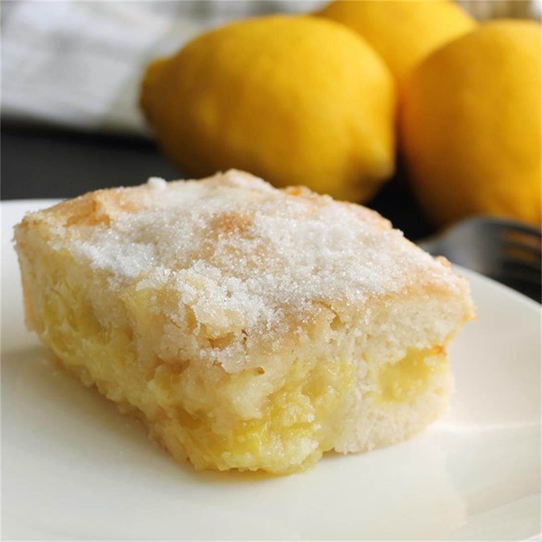 Lemon Pie Coffee Cake – My Recipe Reviews