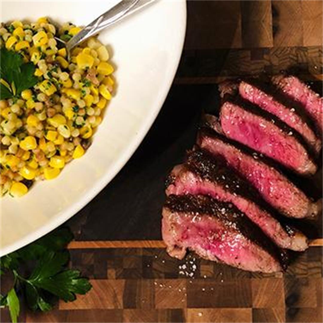 Creole Seasoned Miyazakigyu Wagyu Picanha Steak