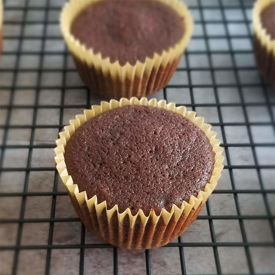 Divine Vegan Chocolate Cupcakes