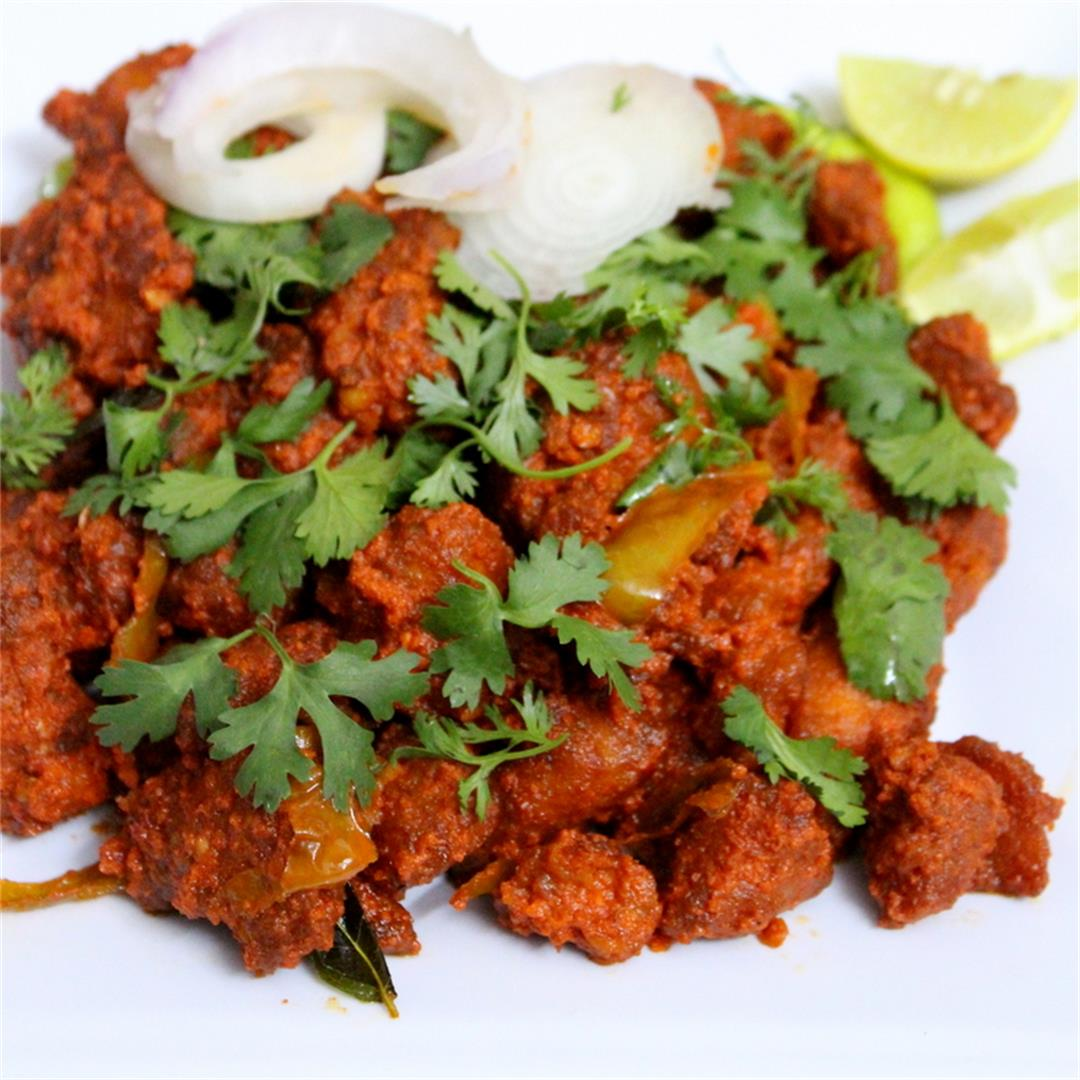 Chicken 65 Recipe Hyderabadi Restaurant Style
