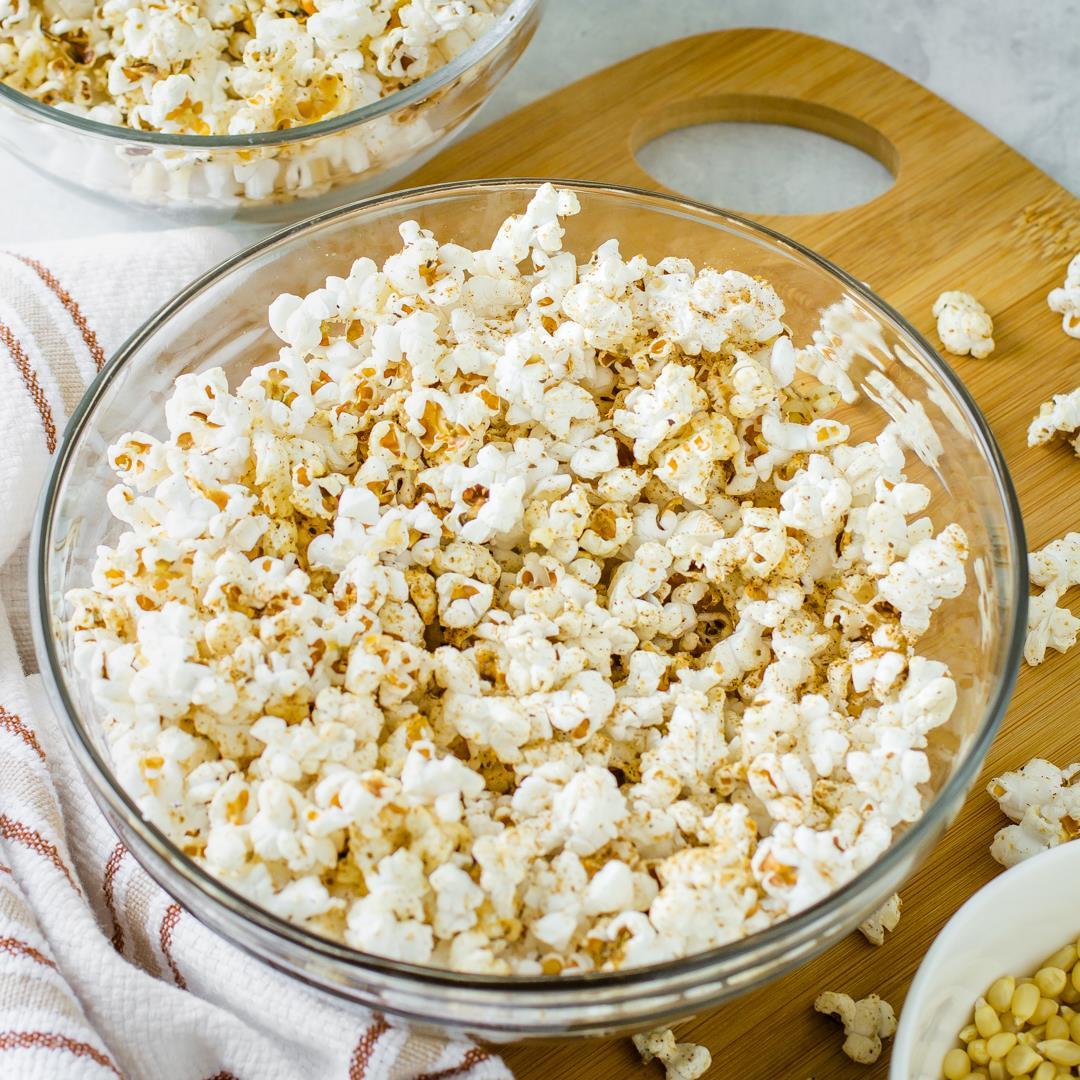 Crab Shack Popcorn