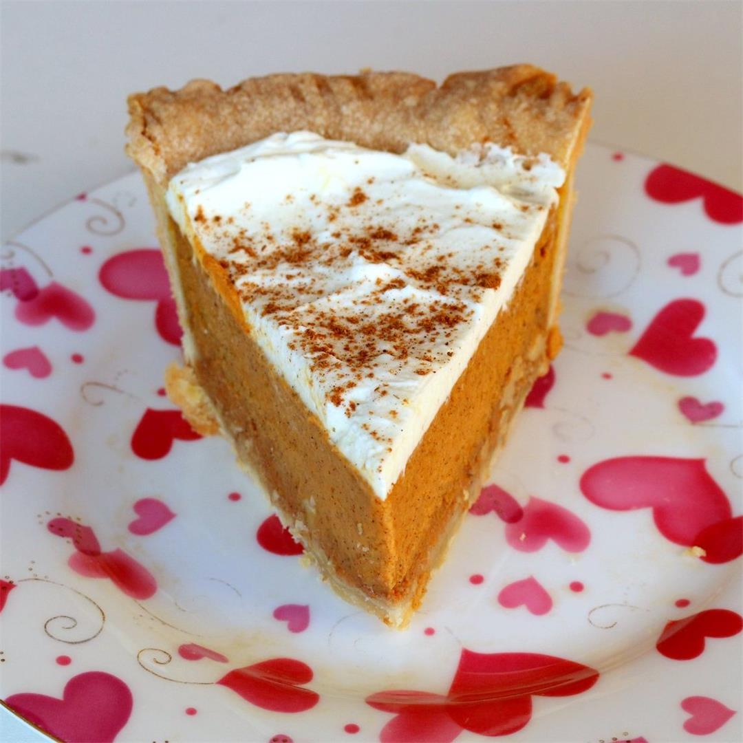 Super Easy Pumpkin Pie