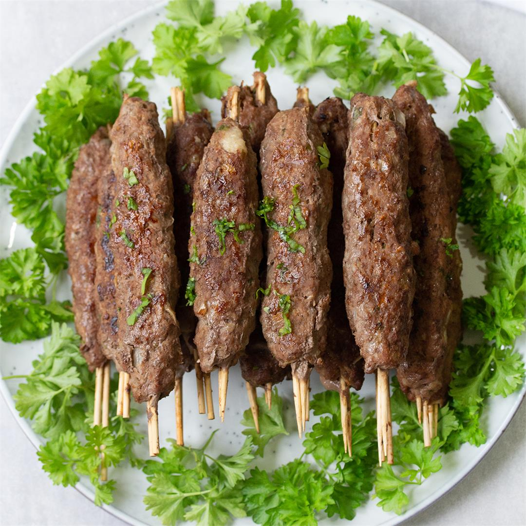 Kofta Kebab Recipe-Healthy Life Trainer