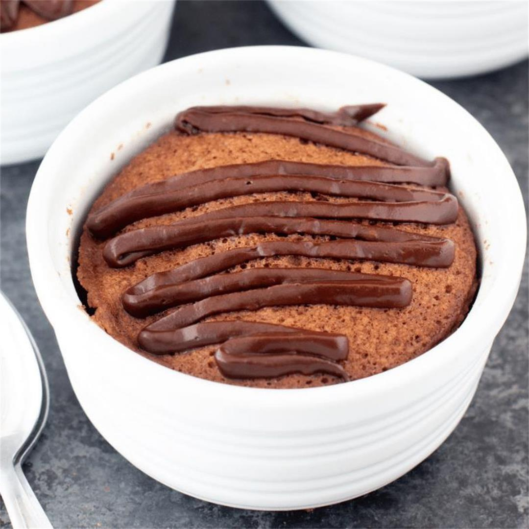 Healthy Chocolate Mug Cake