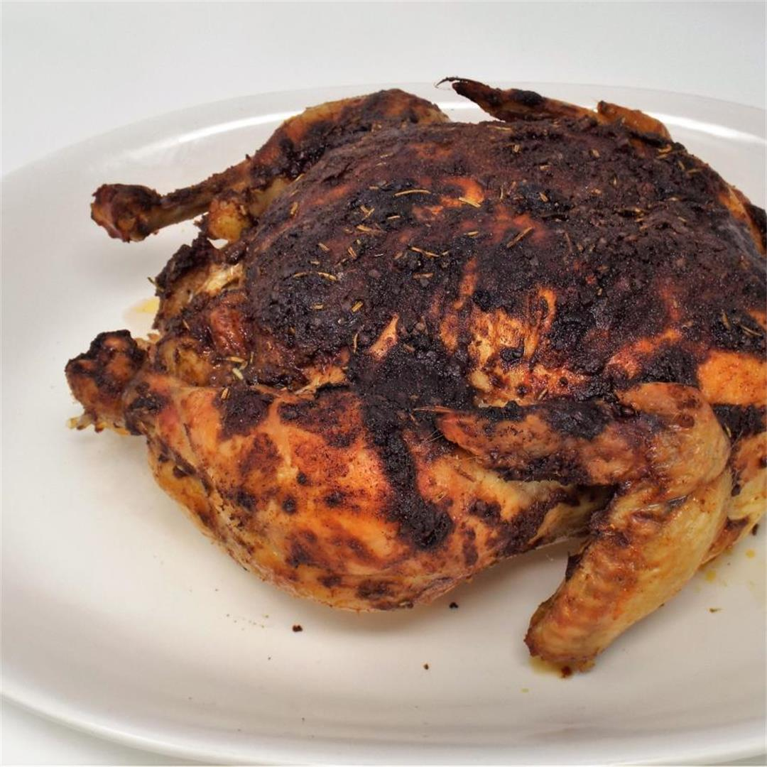 Bavarian Roasted Chicken