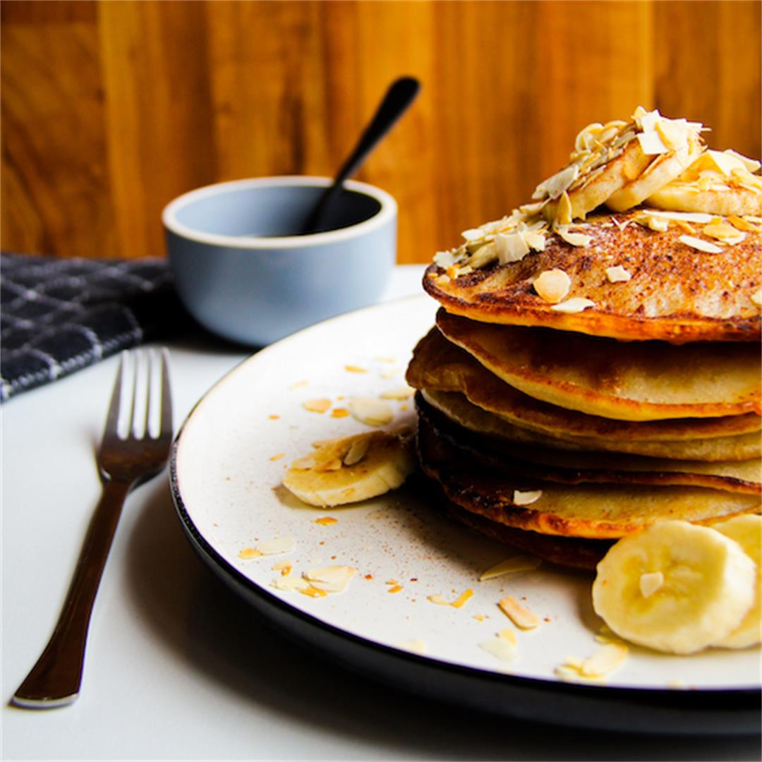 The World's Finest Vegan Pancakes