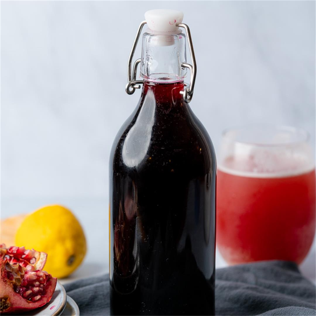 Best Sugar Free Keto Grenadine