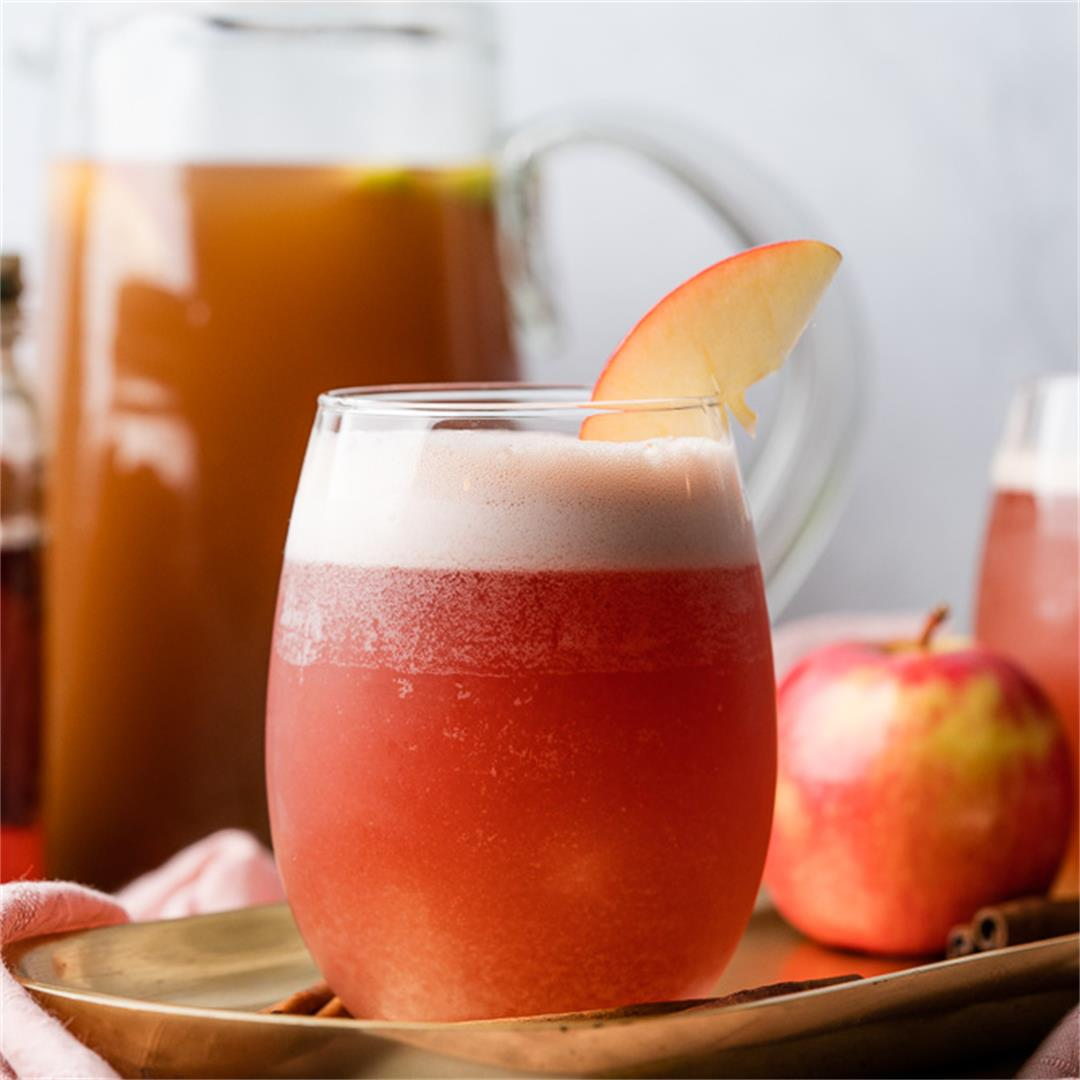Low Carb Fall Harvest Whiskey Sipper
