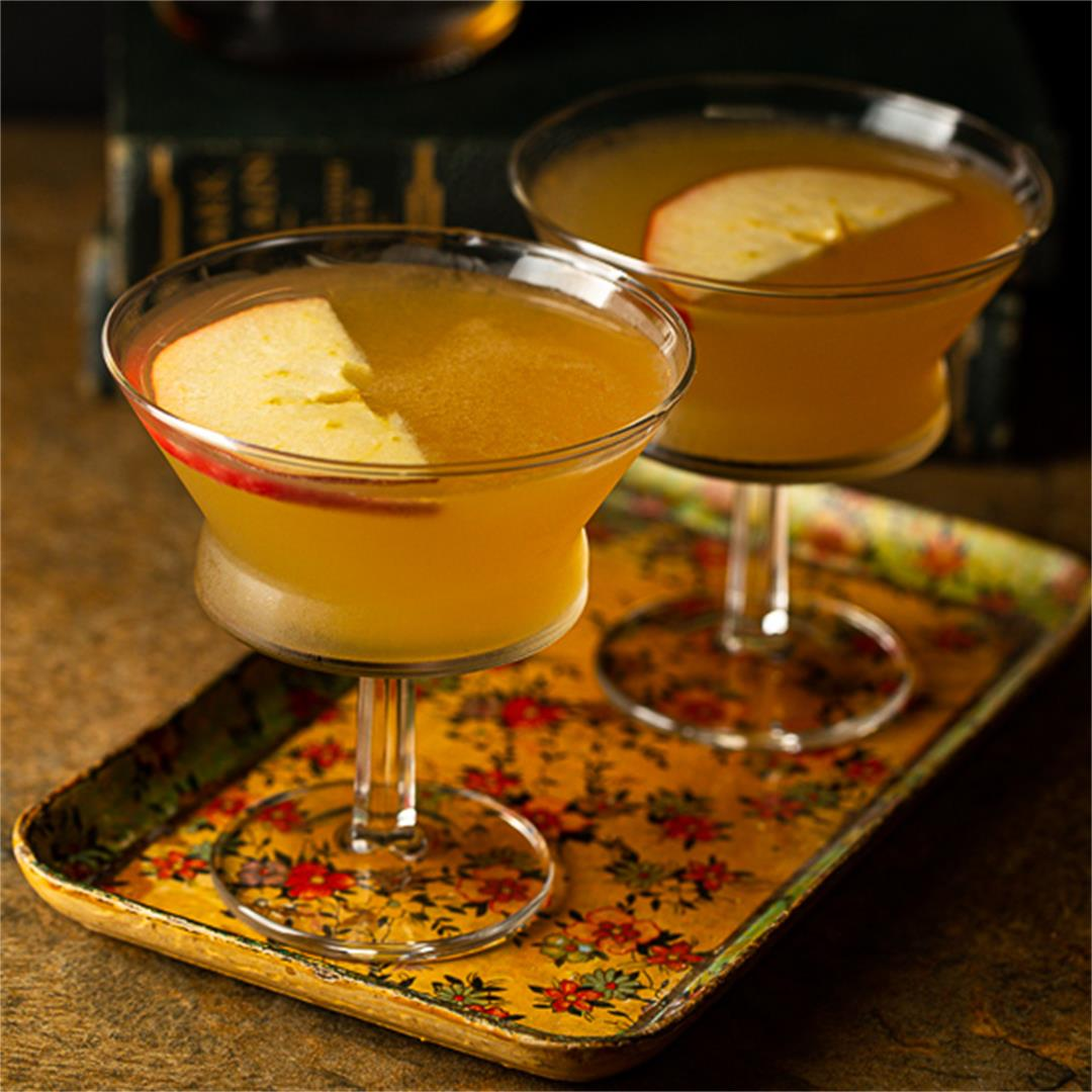 Apple Brandy Sidecar