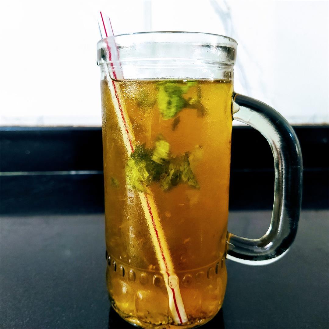 Healthy And Refreshing Beverage: Lemonade