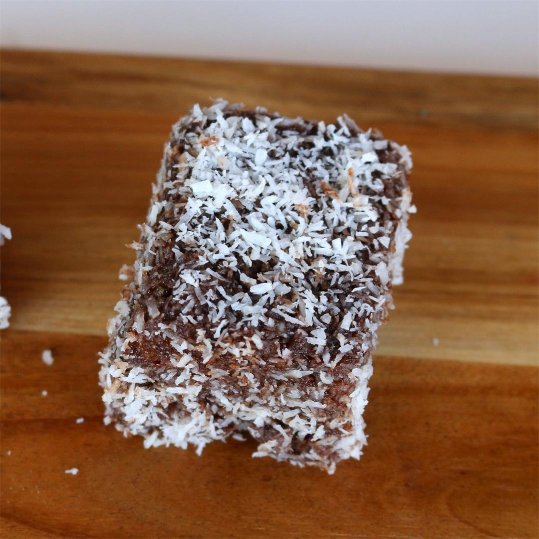 Lamington Australian Coconut Cake (#1 Recipe)